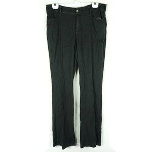 NYDJ Linen Blend Trouser Pants Bootcut Size 10